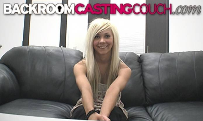 Back door casting couch